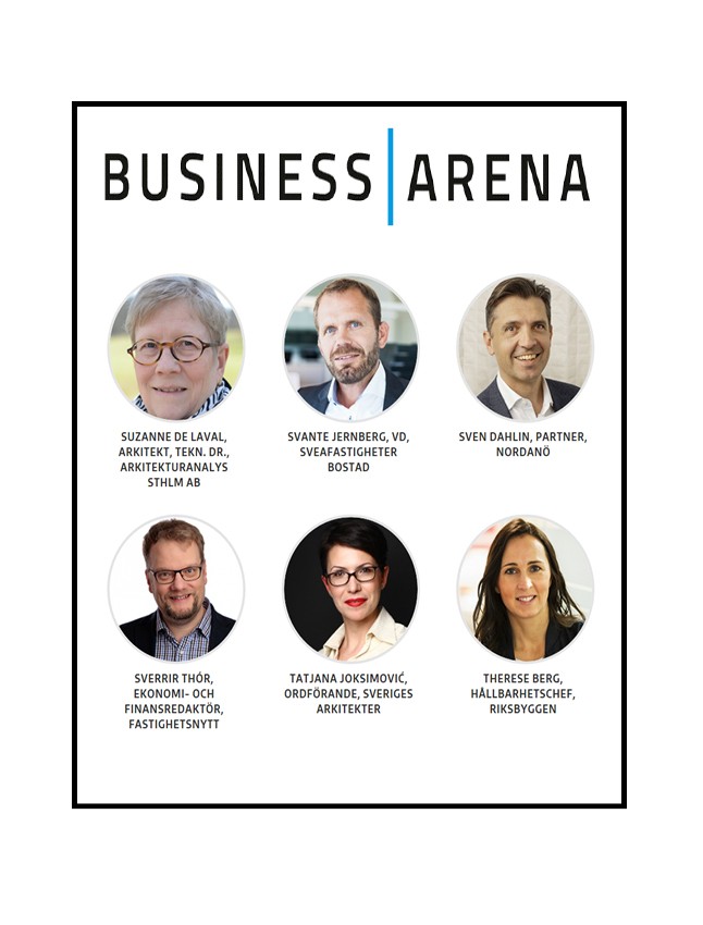 Business Arena 2019