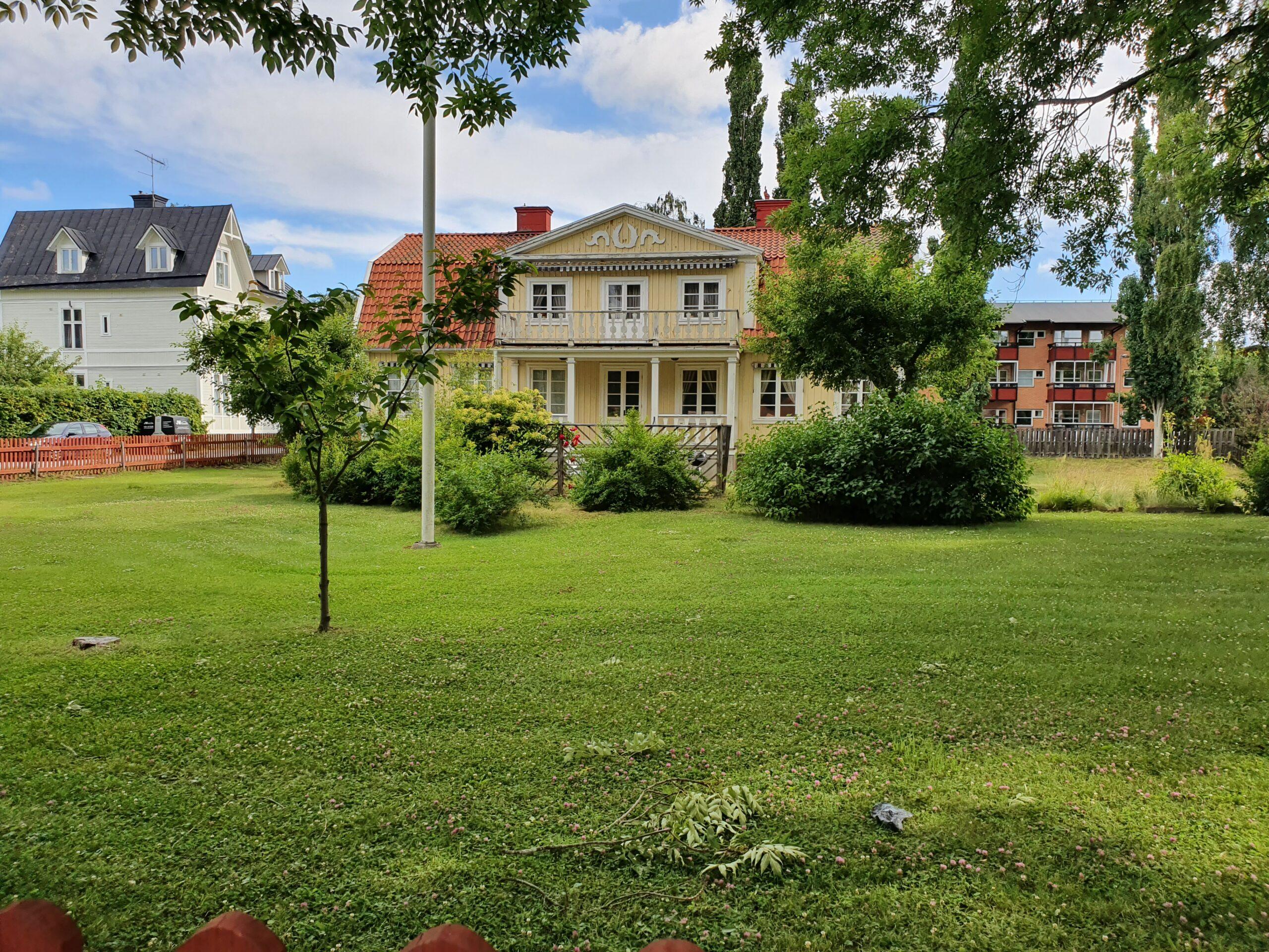 Prästgården Vaxholm