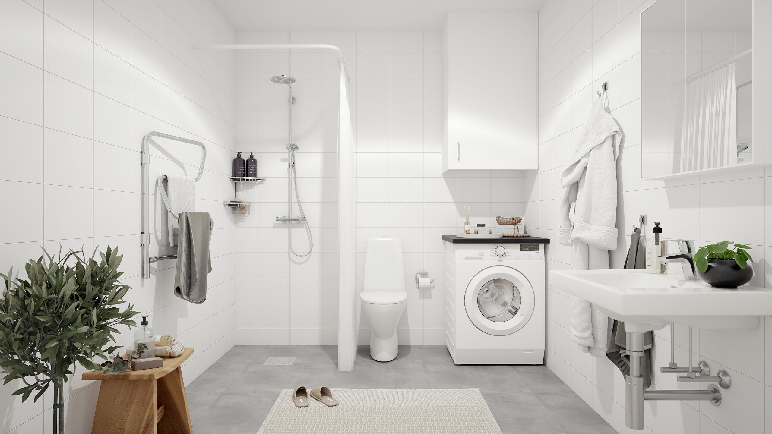 Drabanten badrum Upplands Väsby